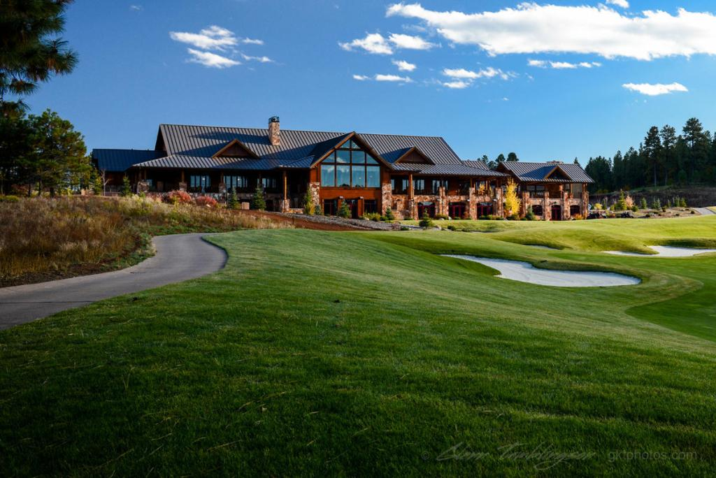 Photo galleries flagstaff ranch real estate for House plans for golf course lots