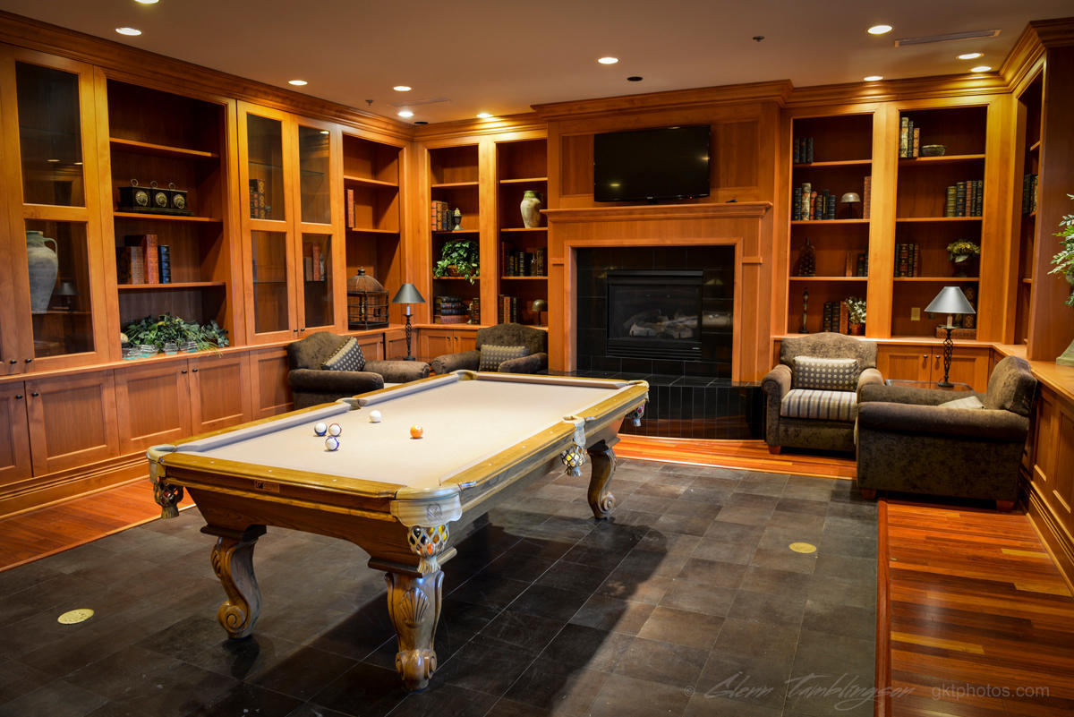 Flagstaff Ranch Clubhouse Pool Room
